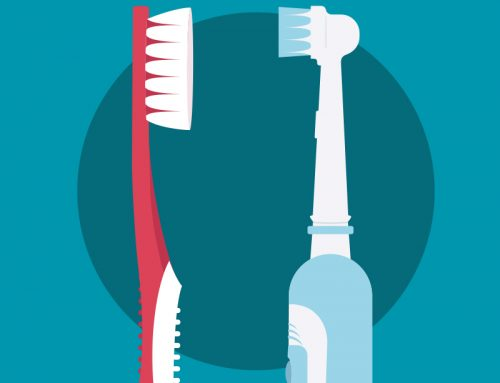 Brosse à dents manuelle ou brosse à dents électrique