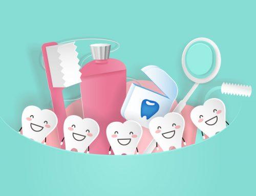 La trousse d'hygiène et l'entretien de votre appareil dentaire